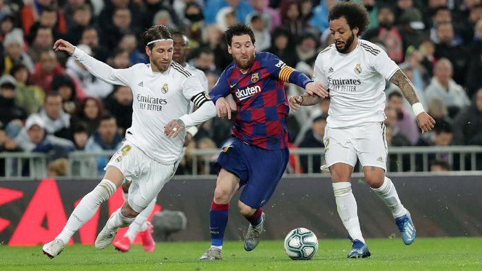 Barcelona Tertinggal dari Madrid, Setien: Kami Masih Bisa Juara kok