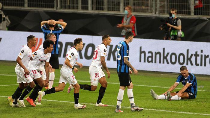 Sevila Juara Liga Europa 2019/2020!