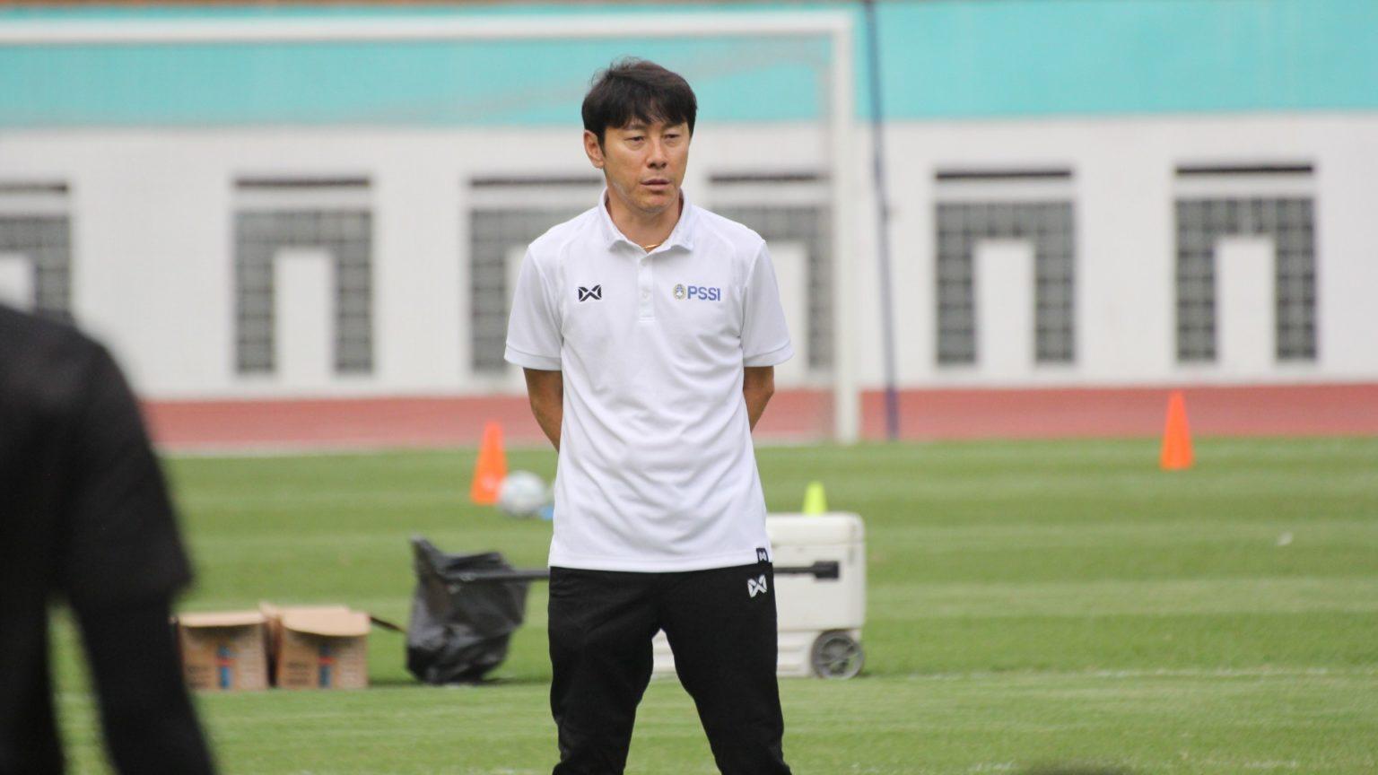 Rencana Shin Tae-yong buat Timnas Indonesia Sampai Akhir Tahun 2020