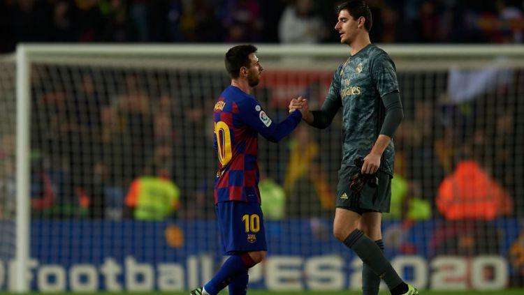 Barcelona Untung dan Real Madrid Buntung Jika LaLiga Spanyol Disudahi