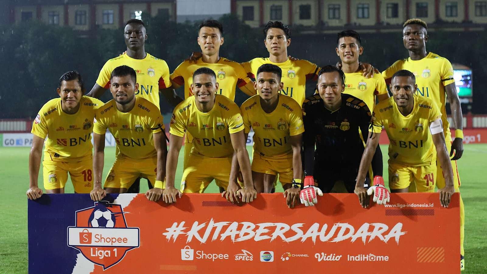 Bhayangkara FC Bercengkerama Via Daring