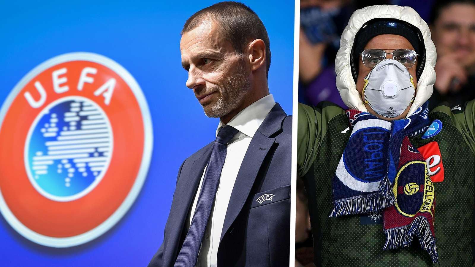 Presiden UEFA Akui Musim Ini Bisa Tidak Dilanjutkan