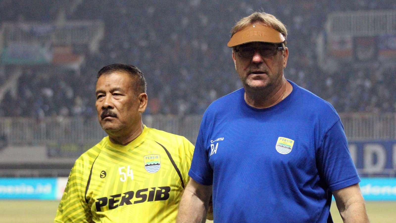 Robert Alberts Yakin Pemain Persib Bandung Tak Akan Kegemukan