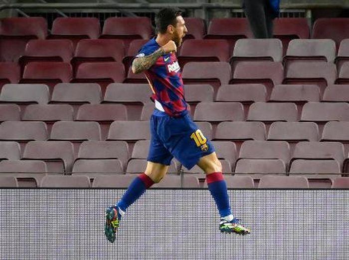 Lionel Messi Tampil Menarik Musim Ini!