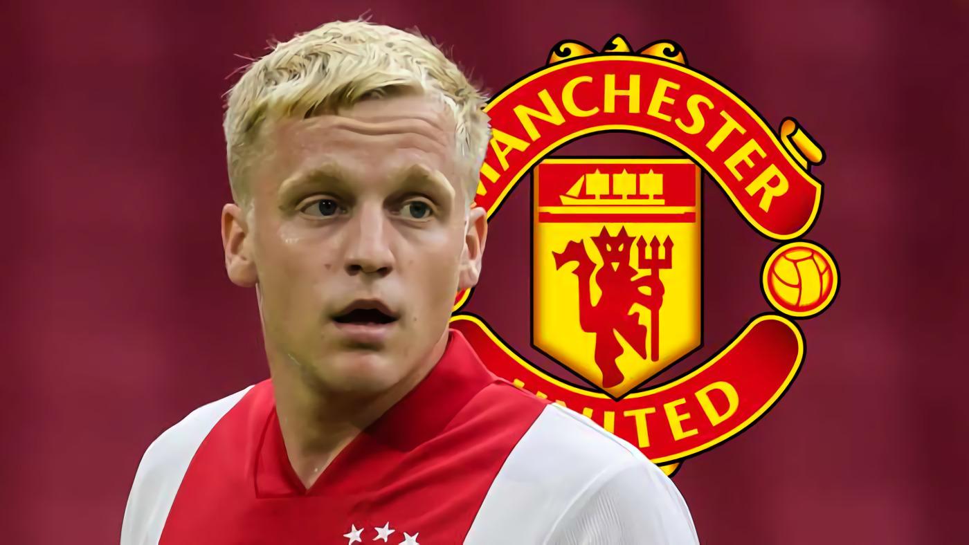 RESMI: Manchester United Dapatkan Donny Van De Beek Dari Ajax Seharga £35 Juta
