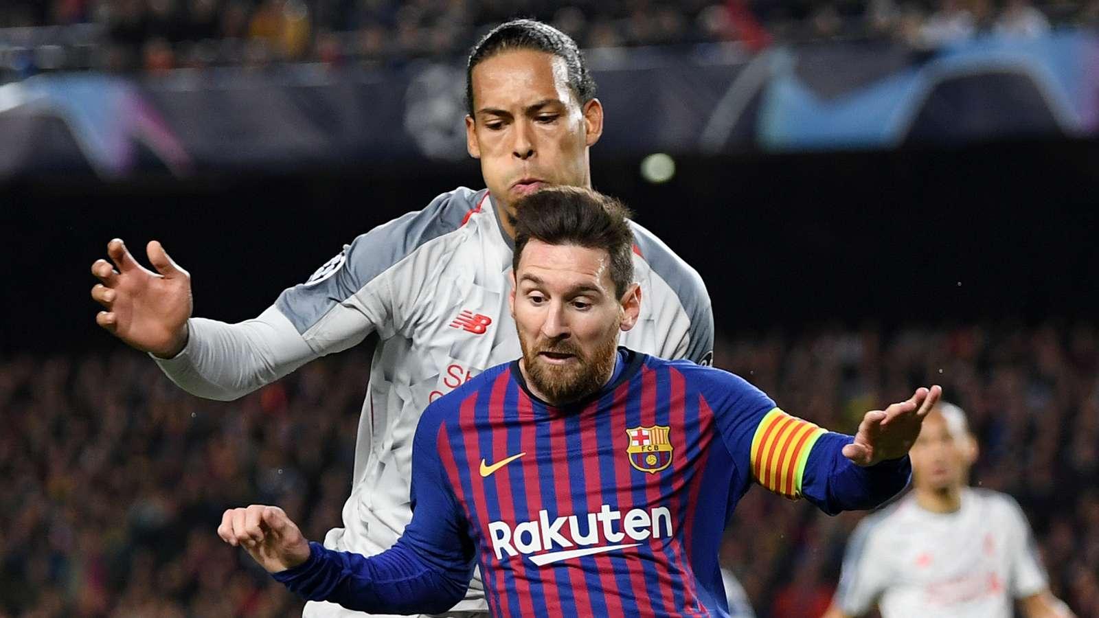 Virgil Van Dijk: Lionel Messi Lawan Terberat, Sergio Aguero Sulit Dijaga