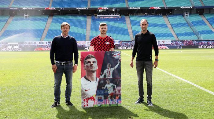 Perpisahan Timo Werner dengan Leipzig Tak Berujung Manis