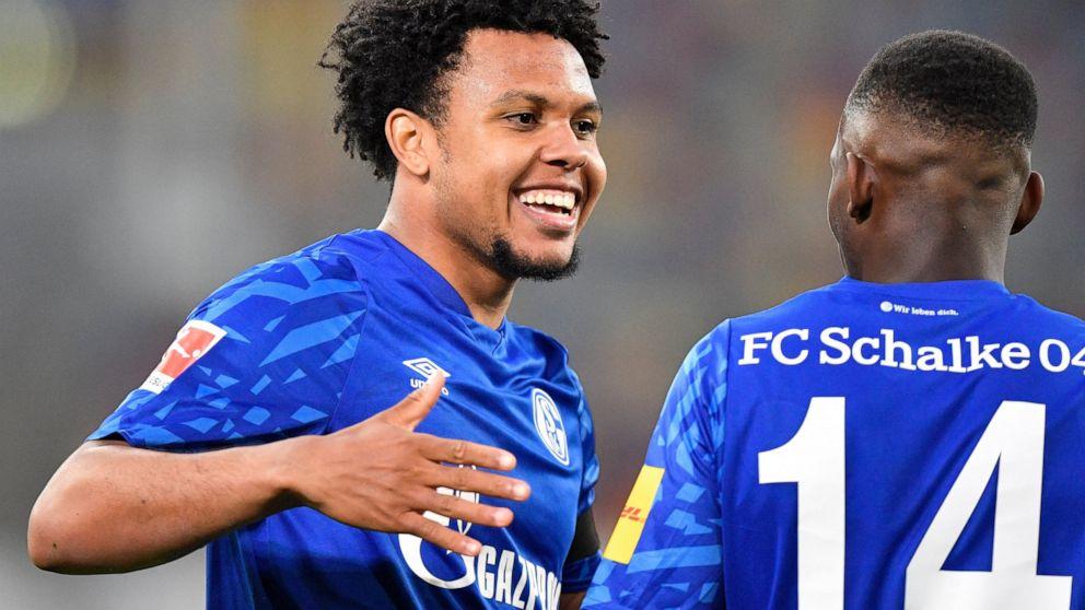 RESMI: Juventus Datangkan Weston McKennie Dari Schalke