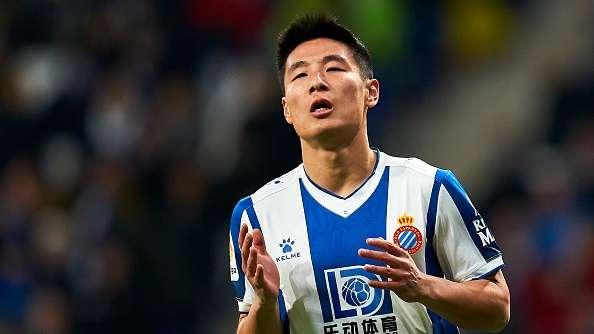 Bintang Espanyol Asal Tiongkok, Wu Lei Positif Virus Corona Di Spanyol
