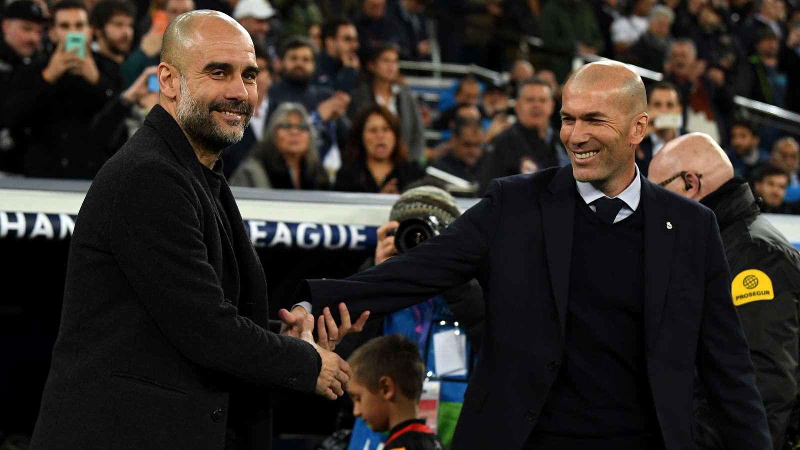 Ilkay Gundogan: Anda Akan Selalu Patuh Kepada Zinedine Zidane