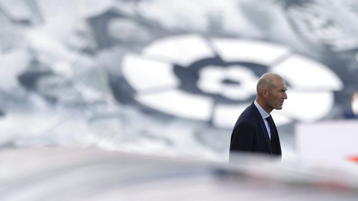 Zidane Tak Berniat Lama-Lama Latih Madrid