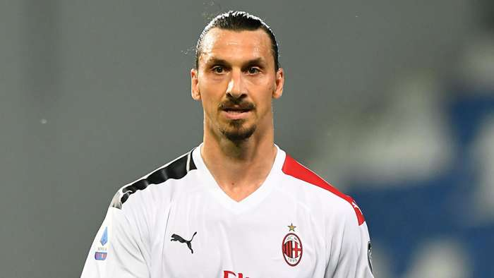 Zlatan Ibrahimovic Belum Teken Kontrak Baru Di AC Milan